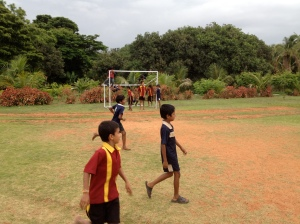 Sneha Care Home orphans Playing Sports