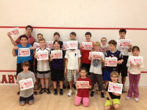 Kidsquash Backing the 2020 Bid