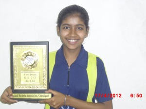 Priya at Khelshala